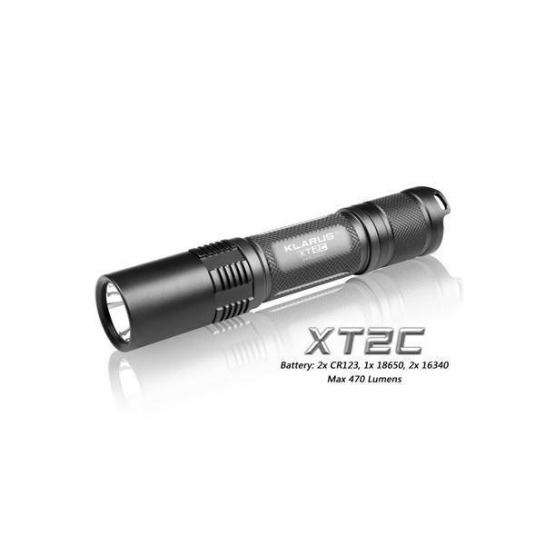 ポイント15倍KLARUS(クラルス) LEDフラッシュライト XT2C 〔日本正規品〕送料無料