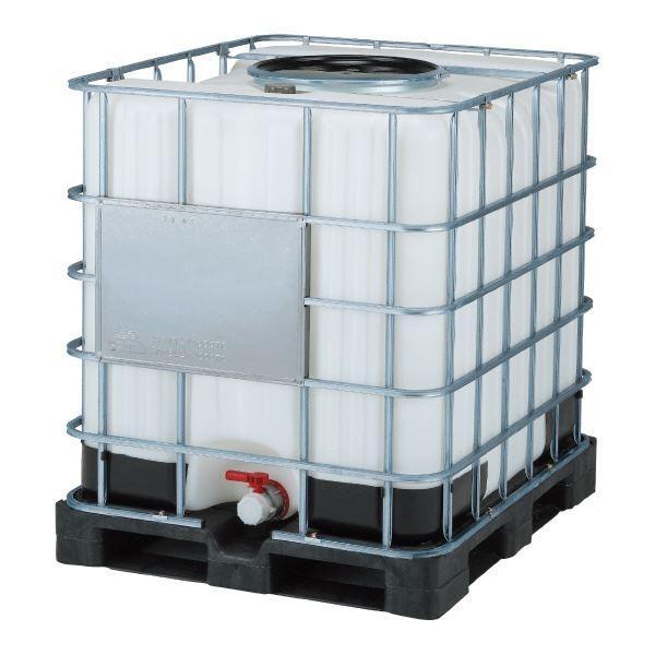 ポイント15倍三甲(サンコー) サンバルク(液体輸送容器) #1000TC-450 セット ブラック(黒)×ホワイト(白)〔代引不可〕送料無料