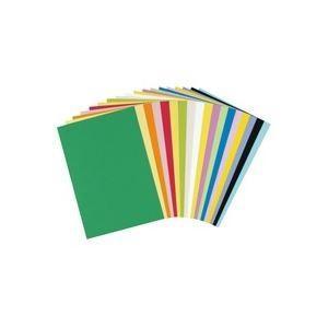 ポイント15倍(業務用30セット) 大王製紙 再生色画用紙/工作用紙 〔八つ切り 100枚〕 うすみずいろ送料無料