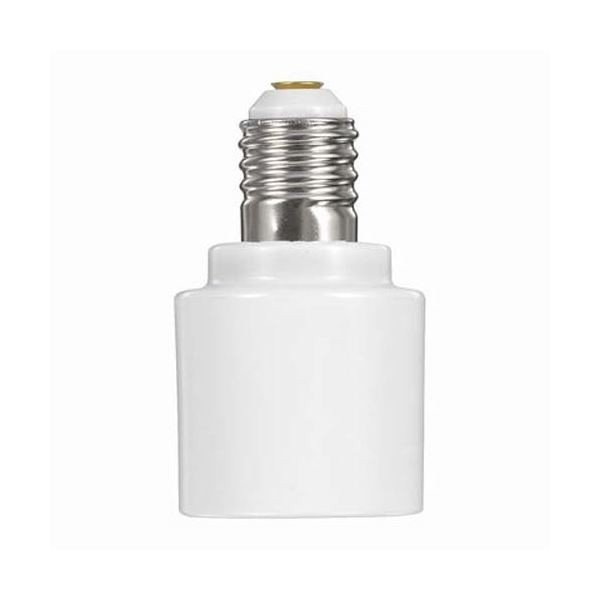 ポイント15倍(まとめ)YAZAWA LED電球専用変換ソケット LED電球専用変換ソケット SF1726〔×10セット〕送料無料