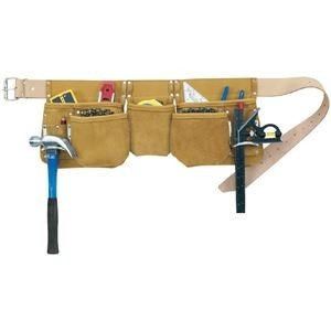 ポイント15倍KUNY'S(クニーズ) AP-630 腰袋両側ベルト送料無料