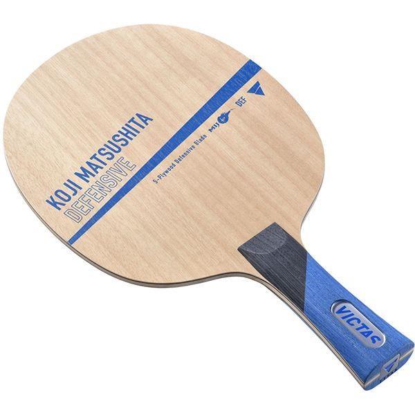 ポイント15倍VICTAS(ヴィクタス) 卓球ラケット VICTAS KOJI MATSUSHITA DEFENSIVE FL 28204送料無料