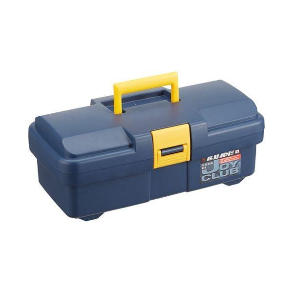 ポイント15倍(まとめ) リングスター 工具箱ジョイクラブ JB-385 ブルー〔×5セット〕送料無料