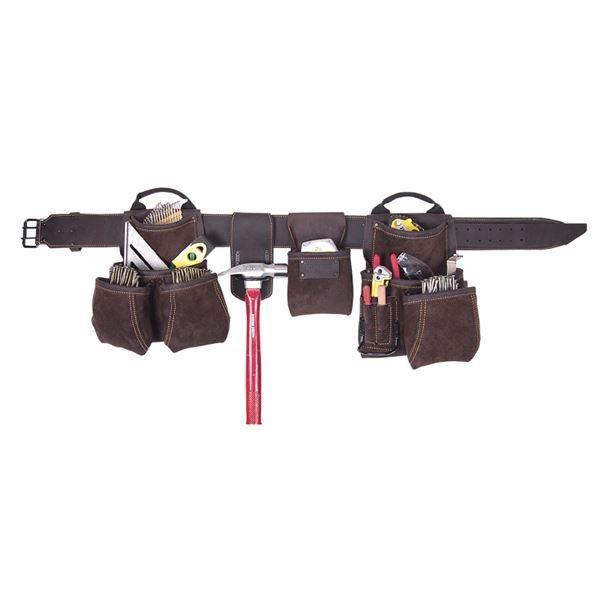 ポイント15倍KUNY'S(クニーズ) AP-401 腰袋両側ベルト送料無料
