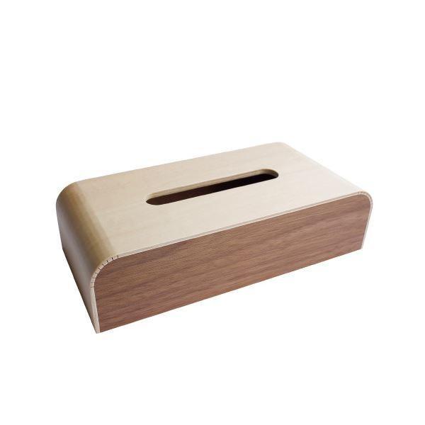 ポイント15倍(まとめ)ヤマト工芸 COLOR COLOR BOXスリム YK16-116 ブラウン〔×2セット〕送料無料