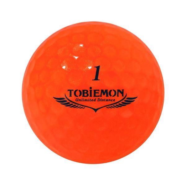 ポイント15倍6個セット TOBIEMON 超高性能3ピース PREMIUM-3 スパークルオレンジ ダース T-B3DOX6送料無料