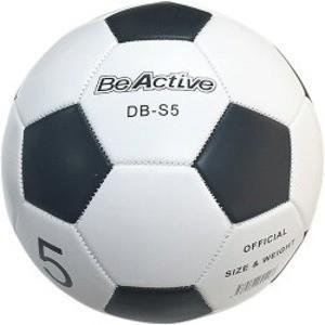 ポイント15倍サッカーボール 〔5号 ホワイト×5黒 亀甲 8個セット〕 直径約22cm 重さ420g 合皮/合成皮革 〔スポーツ用品 運動用品〕送料無料