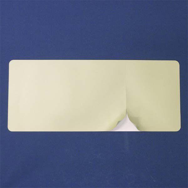 避難はしごハッチ上蓋表示板ステッカー 「避難はしご」 サイズ:360×150mm 【避難はしご/標識・表示板】|minakami119|02