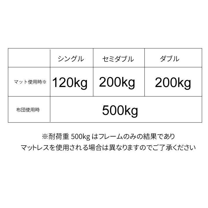 すのこベッド シングル  ひのき 頑丈 棚付 島根県産高知四万十産ヒノキのすのこベッド(TCB245-s 7024501)|minamoto-bed|09