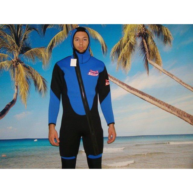2 Piece Farm John 7mm Wet Suit Size Size 4x, Item #8900【並行輸入品】