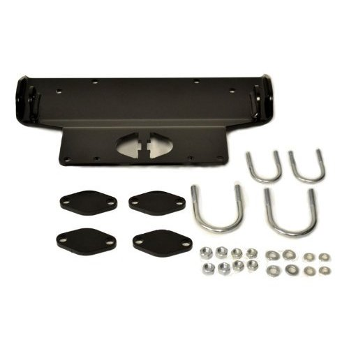 WARN 85690 Front Plow Mounting Kit, Fits: Can-AM Commander 800, 1000【並行輸入品】