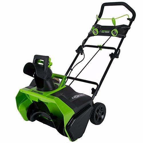 Greenworks 20-Inch 40V Cordless Brushless Snow Thrower, Battery Not Included 2601102【並行輸入品】