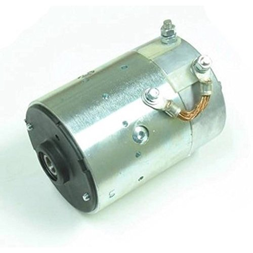 NEW SNOW PLOW TANG MOTOR FITS BOSS DUAL POST WITH CABLE WITH STRAP 2200720 W8984 HYD01563【並行輸入品】