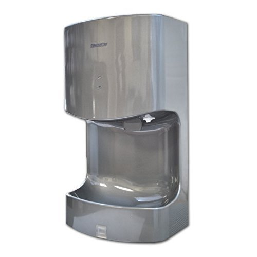 """CONSTRUCTOR"""" 1300 Watts High Speed Automatic Hand Dryer Plastic Durable Infared (Silver)【並行輸入品】"""