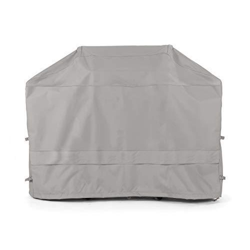 Covermates - BBQ Grill Cover - 70W x 28D x 46H - Ultima - 600D Fade/Water Resistant Solution Dyed Polyester - 2 Buckles and Straps - Weather