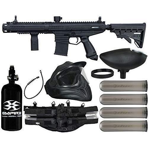 Action Village Tippmann Stormer Elite Dual Fed Paintball Gun Legendary Package Kit【並行輸入品】