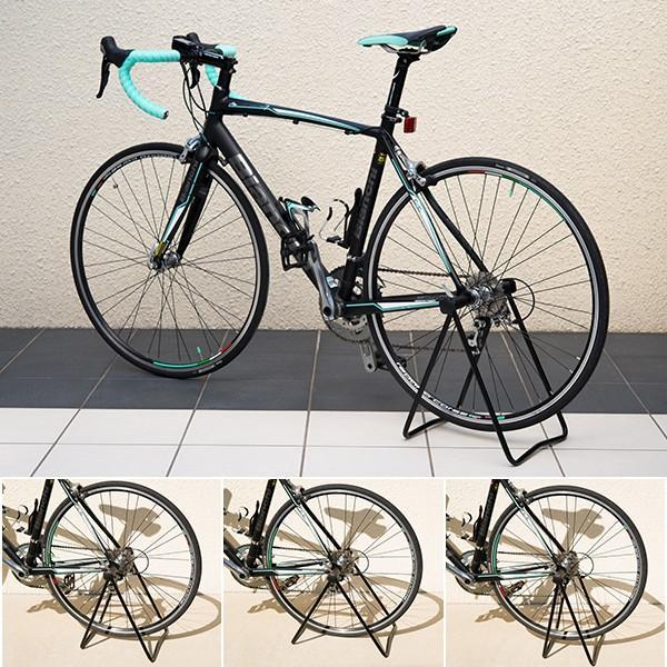 自転車 スタンド リアハブ固定 角度調整可能 ロードバイク クロスバイク|minasamashop|04