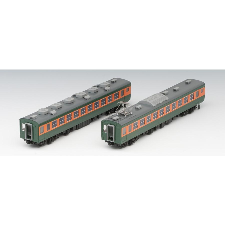 HO-9014 国鉄 153系 冷改車 増結セット M 2両 TOMIX トミックス HOゲージ お取り寄せ