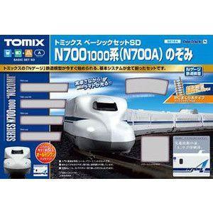 90164 ベーシックセットSD N700-1000系のぞみ TOMIX トミックス
