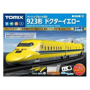 90170 ベーシックセットSD 923形ドクターイエロー トミックス TOMIX Nゲージ