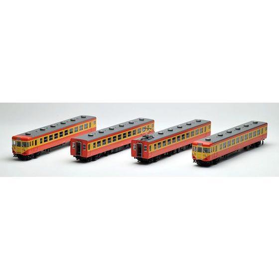 HO-074 155系修学旅行用電車基本セット HO トミックス