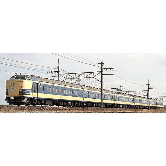98608 JR 583系電車 JR東日本N1・N2編成・床下黒色 セット TOMIX トミックス Nゲージ お取り寄せ