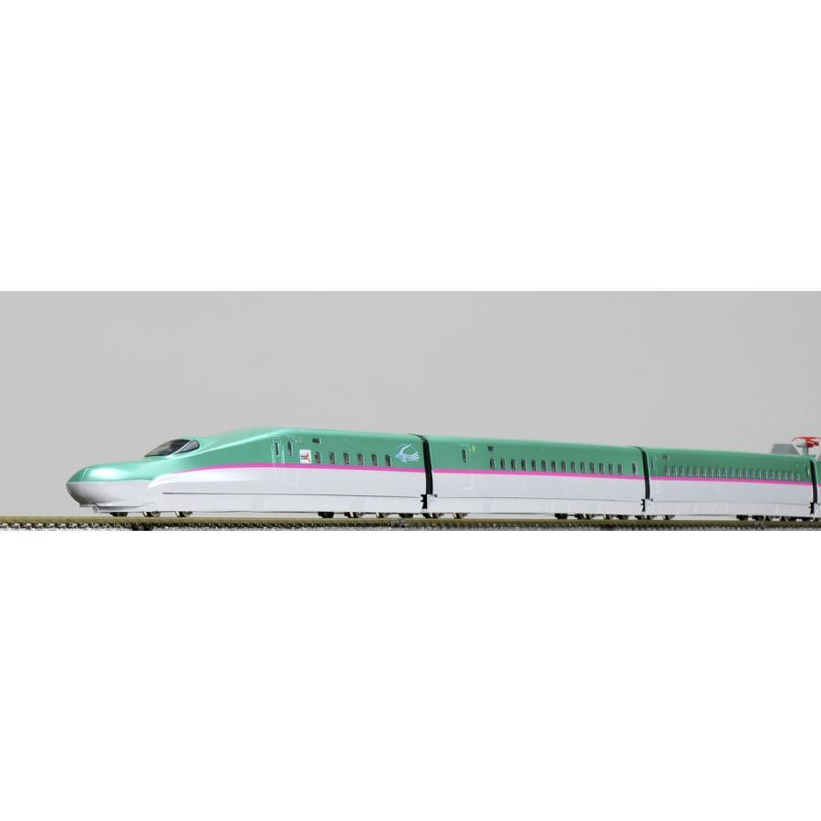 98964 限定品 JRE5系 はやぶさ・増備型・Treasureland TOHOKU−JAPAN セット 10両 トミックス Nゲージ お取り寄せ
