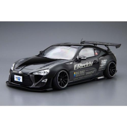 ZN6 TOYOTA 86 '12 GREDDY&ROCKET BUNNY VOLK RACING Ver. トヨタ アオシマ 1/24 ザ・チューンドカー No.2 プラモデル minato-m