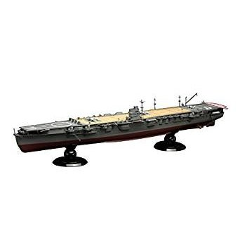 1/350 艦船 SPOT 旧日本海軍航空母艦 飛龍 開戦時/ミッドウェー海戦/搭載機実数43機付き フジミ プラモデル