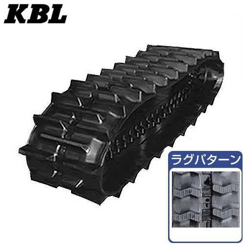 KBL 運搬車用クローラー 2002SK (幅180mm×ピッチ60mm×リンク30個) [ゴムキャタピラ]