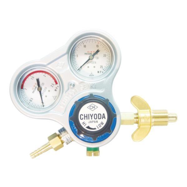 千代田 酸素用調整器スタウト(関西式) SROW [SRO-W][r20][s9-910] ミナト電機工業 - 通販 - PayPayモール