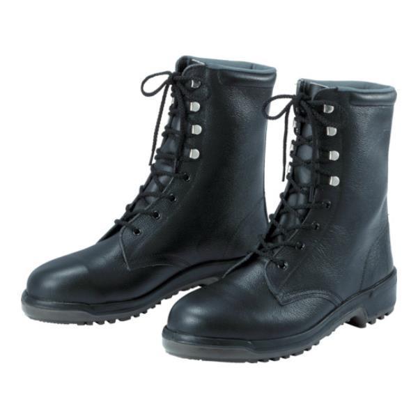 ミドリ安全 安全長編上靴 24.5cm MZ030J24.5 [MZ030J-24.5][r20][s9-830]