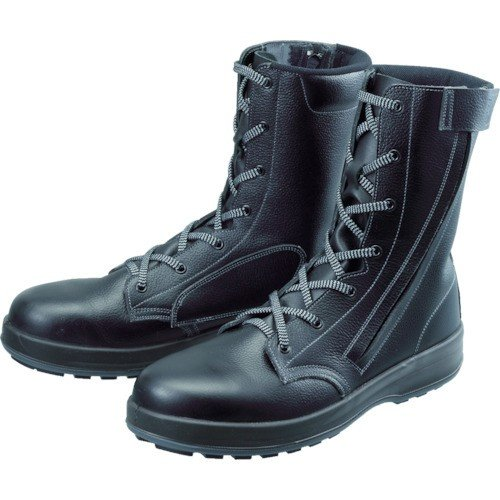 シモン 安全靴 長編上靴 WS33黒C付 27.5cm WS33C27.5 [WS33C-27.5][r20][s9-910] ミナト電機工業 - 通販 - PayPayモール
