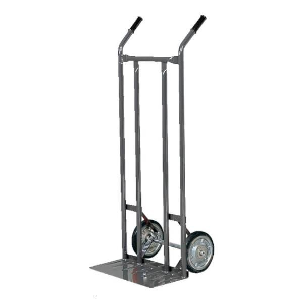 TRUSCO スチールパイプ製二輪車 H1210 すくい板205X470 2011 [r20][s9-910]