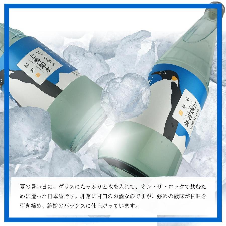 日本酒 新潟 白瀧酒造 ロック酒の上善如水 純米 720ml|minatoya|05