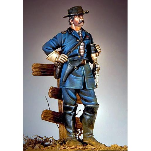 アメリカ南北戦争 ジョン・ビュフォード准将 第1騎兵師団長 Brigadier ...