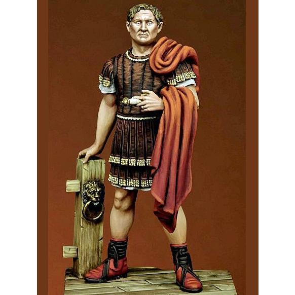 古代ローマ共和国 執政官 グナエウス・ポンペイウス 紀元前106-48年 Gnaeus Pompeius Magnus. Consul of the Roman Republic, 106-48BC 54mm :AGH-48:ミニチュアパーク - 通販 - Yahoo!ショッピング
