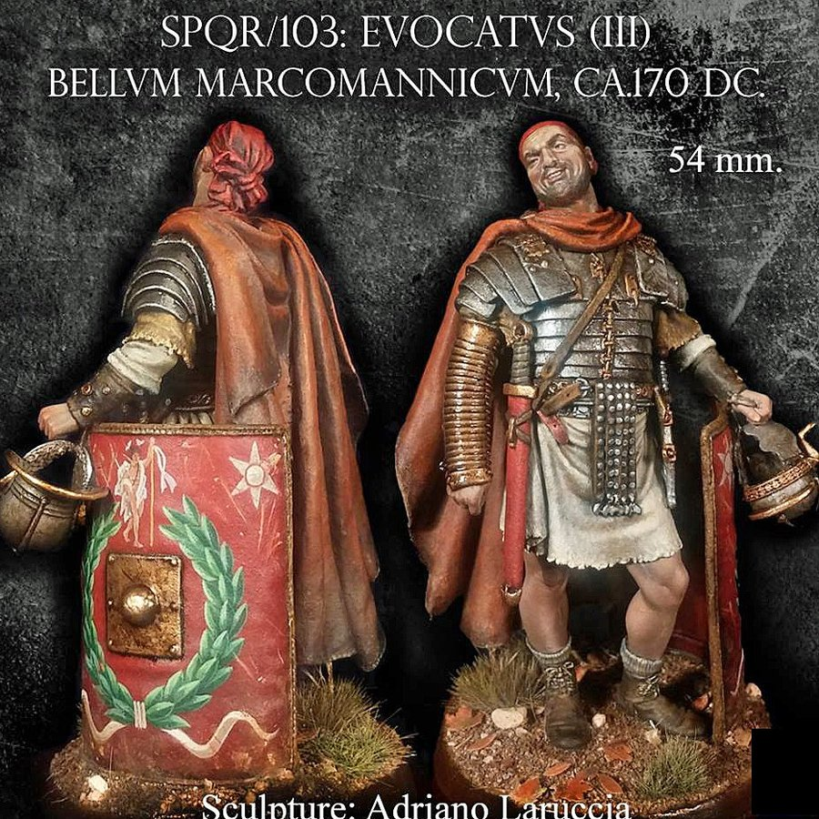 古代ローマ軍団 エウォカトゥス #III ROMAN VETERAN EVOCATUS ( No.3 ...