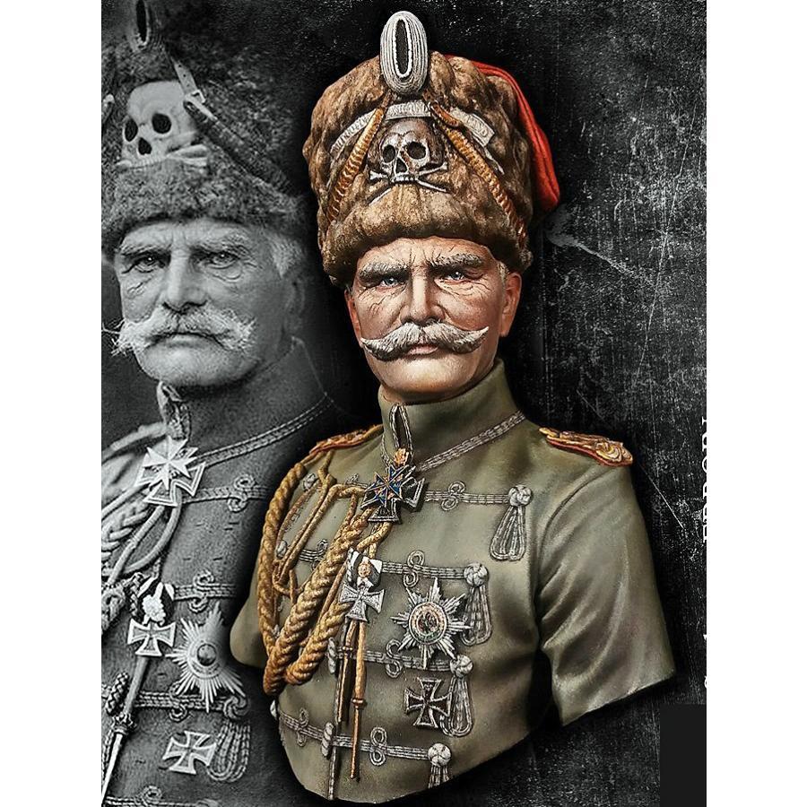 ドイツ帝国 陸軍 アウグスト・フォン・マッケンゼン元帥 AUGUST VON ...