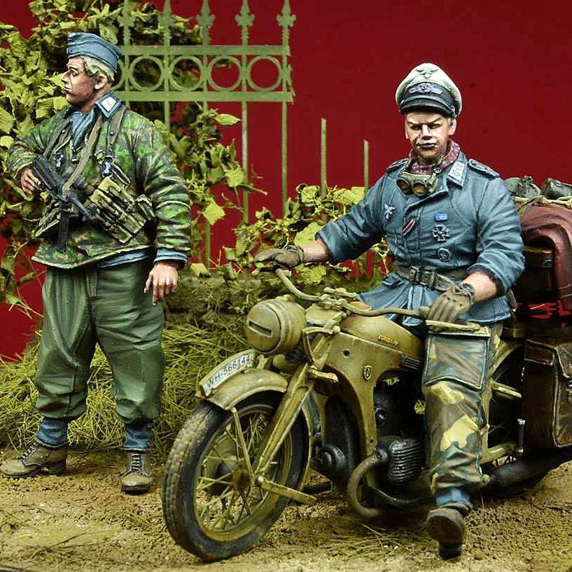 ドイツ空軍 第1降下装甲師団ヘル...
