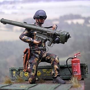 現用ハンガリー軍 9K38/9K310イ...