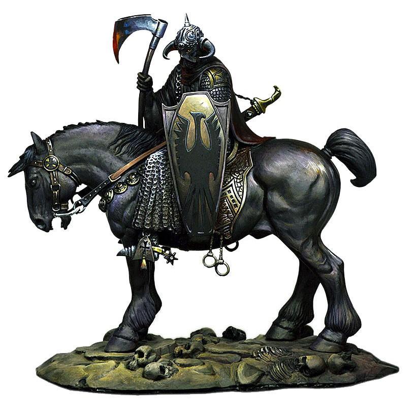 デス・ディーラーI(騎馬) Death Dealer I 1/24[KAB-KUBFZ01]