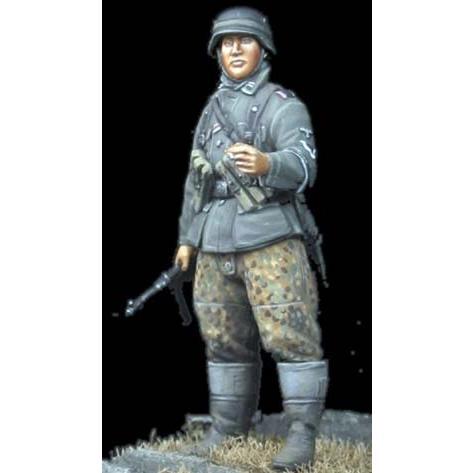 ドイツ軍 SS 第3装甲師団トーテンコープフ 兵長 ハンガリー 1945年 ...