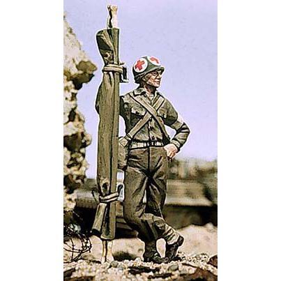 アメリカ陸軍 衛生兵 1943年 U.S. Army Medic, ... - ミニチュアパーク