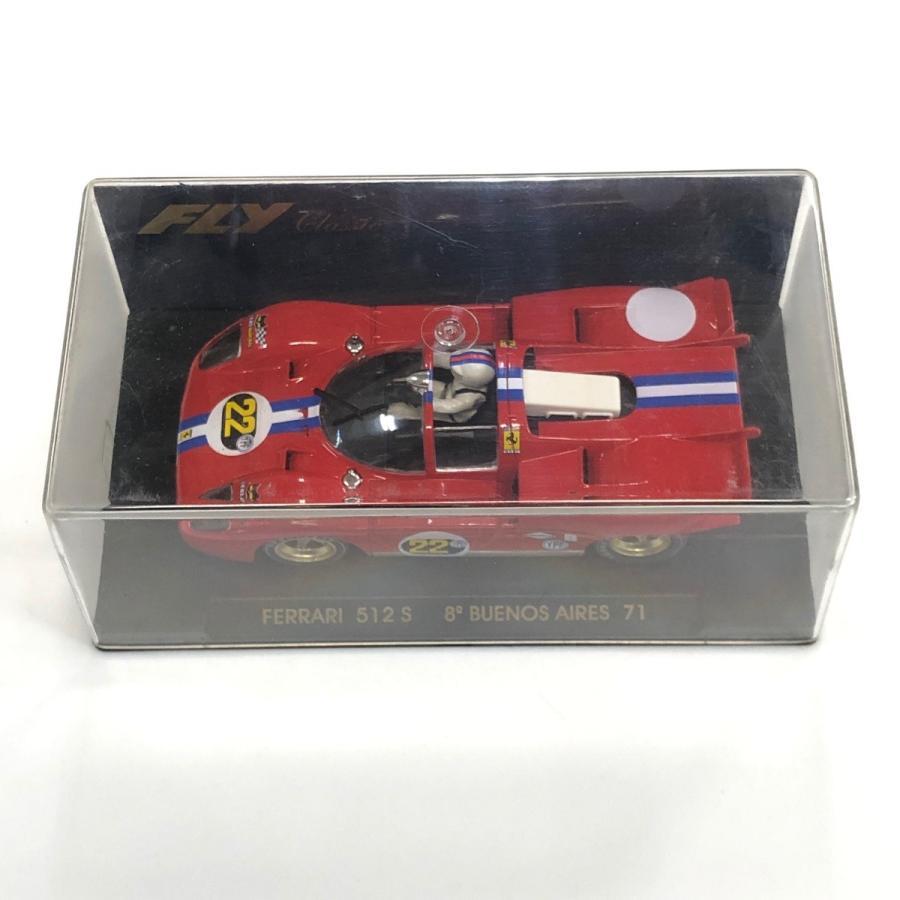 新品 絶版 FLY classic Ferrari 512S N.A.R.T.