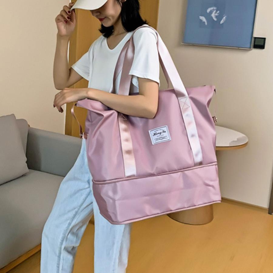 キャリーオンバッグ トラベルバッグ レディース 大容量 旅行バッグ はっ水加工 ボストンバッグ 男女兼用|miniministore|11