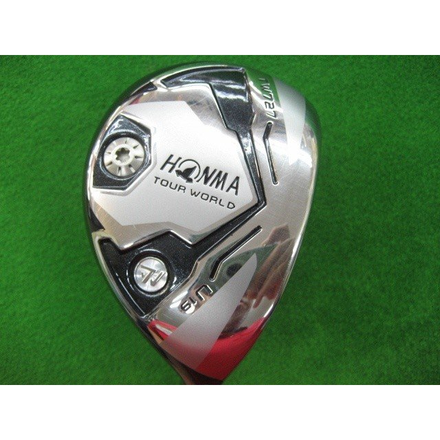 【特選中古 FROM OSAKA JAPAN】HONMA/本間ゴルフ TOUR WORLD TW727 U19 シャフト VIZARD UT55 商品No,8398