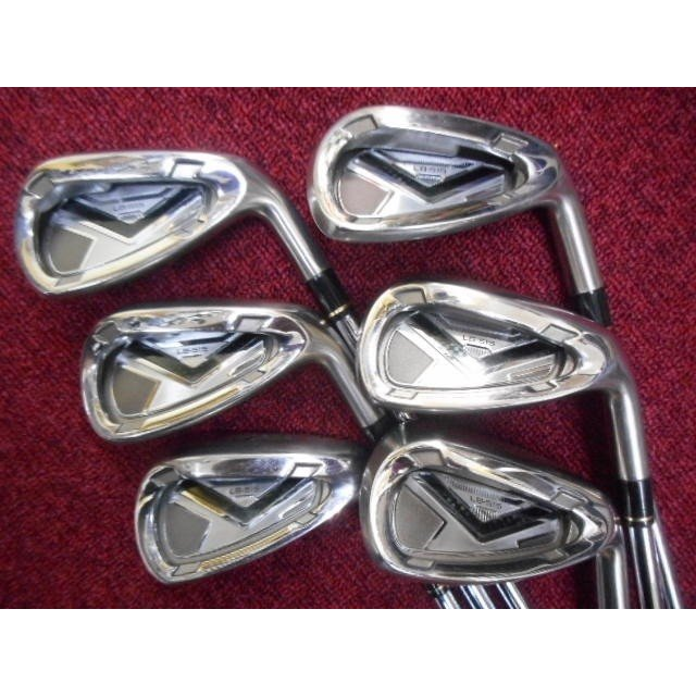 【特選中古】本間ゴルフHONMAホンマゴルフ LB515アイアン NS850S 6本セット 商品番号;NO4614
