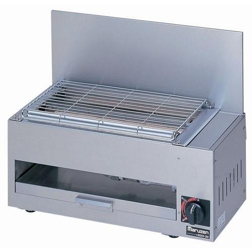 赤外線タイプ 下火式焼物器MGKS-202 12A グリラー 厨房 串焼きコンロ 串焼き器 串焼き機 魚焼き機 魚焼き器 フィッシュロースター 串焼(7-0711-0502)