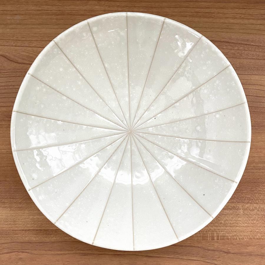 鉢 ボウル 盛鉢 おしゃれ ボール 十草 浅鉢 17cm 深皿 盛皿 お皿 食器 陶器|minopota|15